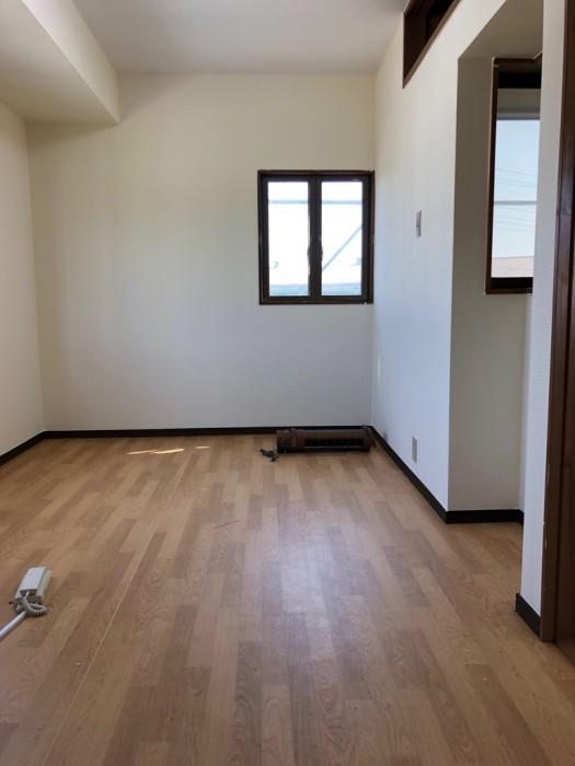 2階床材 圧着